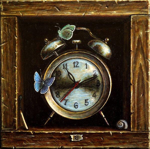 Iskren Semkov- Clock