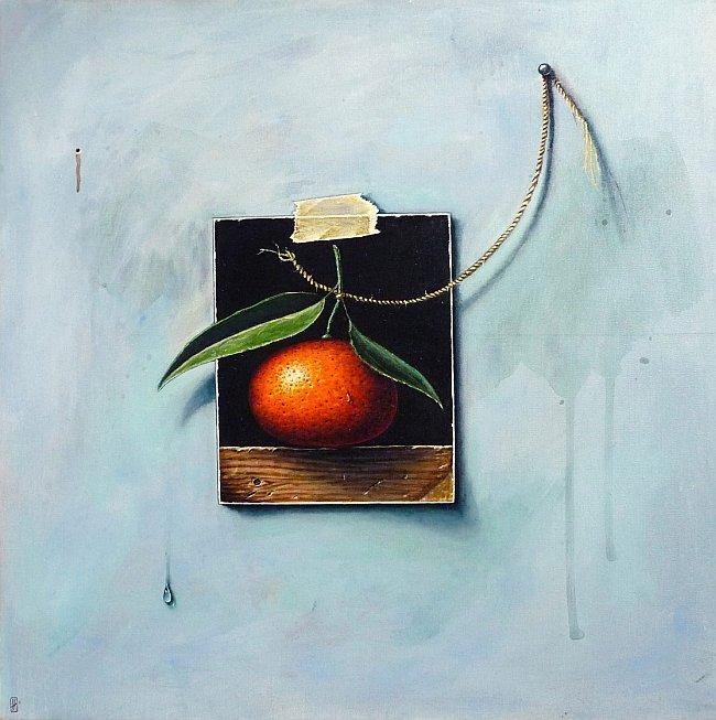 Iskren Semkov-Tangerine-dream-40x40cm