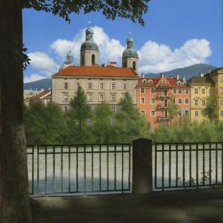 Boyko Kolev-Innsbruck 2-50x40cm
