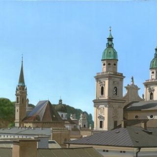 Boyko Kolev-Salzburg 1-28x80cm
