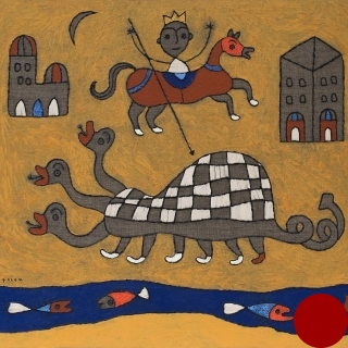 Rosen Rashev Roshpaka-Sveti Georgi-65x70-2019