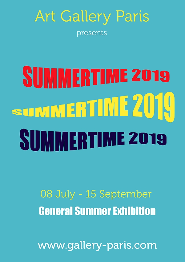 Summertime 2019 -izlozhba v Galeria Paris