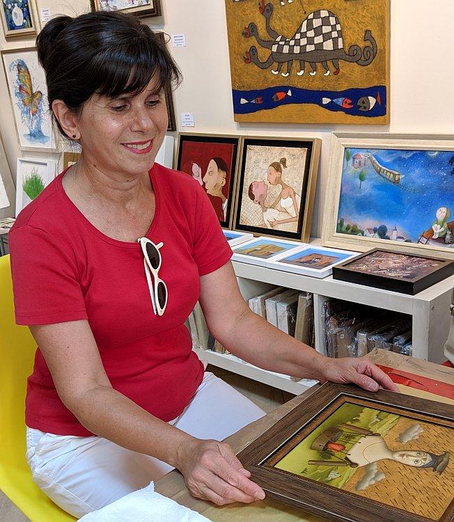Марина Богданова - художник