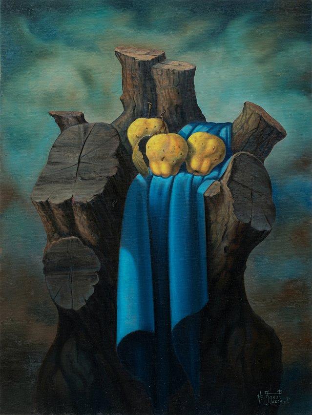 Zarko-Still Life-80x60
