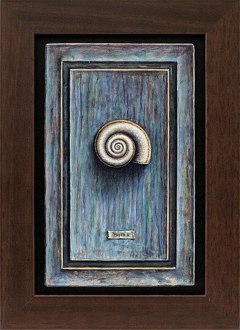 Iskren Semkov- The Spiral-28x17-2012