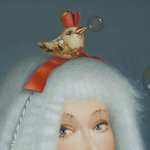 Dimitar BOGDANOV - painting detail 03