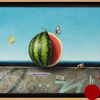 SEМKOV - Dreaming of Summer-50x70cm