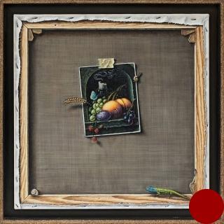 SEMKOV - Timelessness, 61x61cm