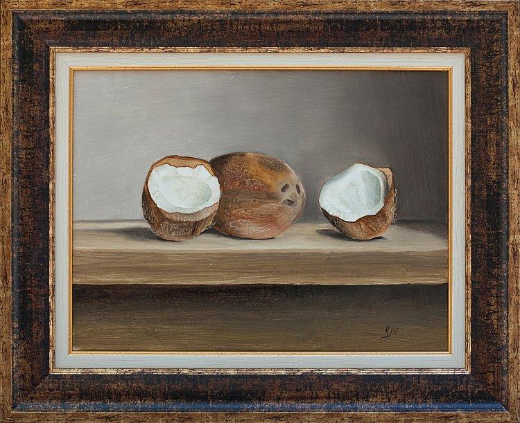 Tsvetelina Hristova - Coconuts-30x40cm