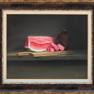 Tsvetelina Hristova - Watermelon-33x41
