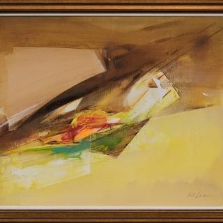 Delia Chausheva - Obekt-46x55cm