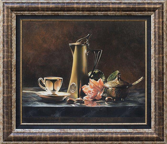 Maria VARBANOVA - Coffee-38x46cm