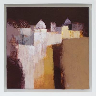 Ruslan KOTEV - Sicilian Night-45x45