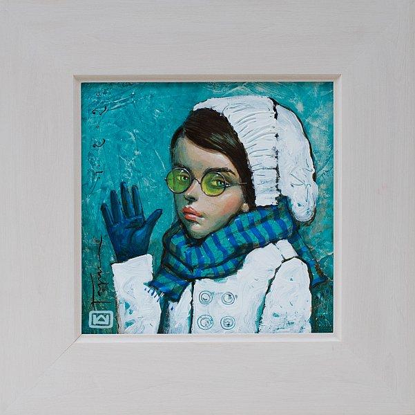 Nikolai Angelov-Gary- Zimna prikazka- 20x20