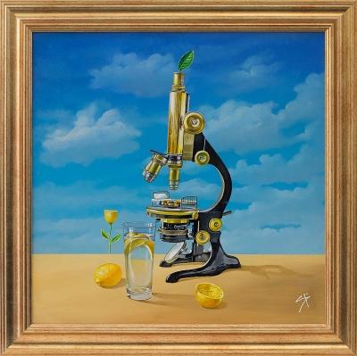 Stanislav VARDEV- Napravi si limonada-60x60