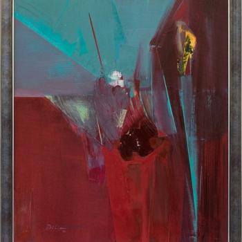 Delya Chausheva- It will swallow the Earth-70x60-2006