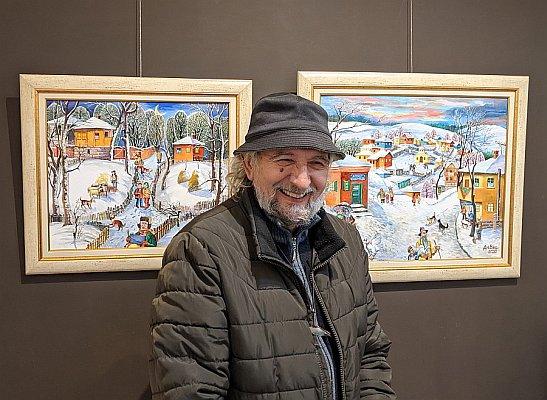 Dimitar Vetsin-Galeria Paris-2020