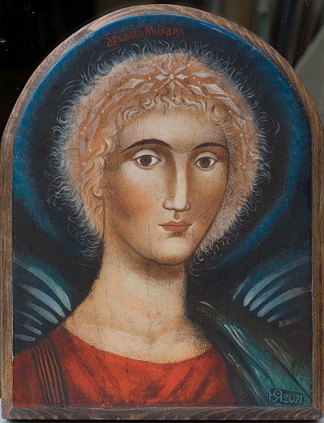 Sveti Arhangel Mihail-20x15cm