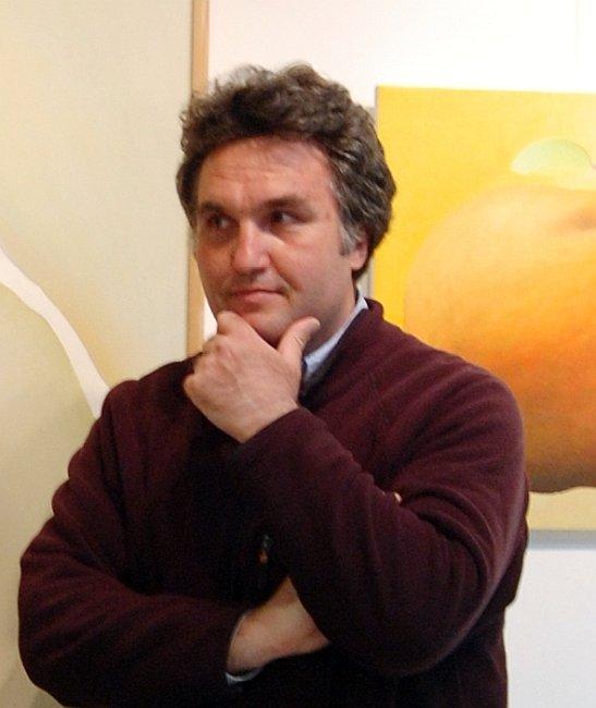 Bogomil Arsov- hudozhnik