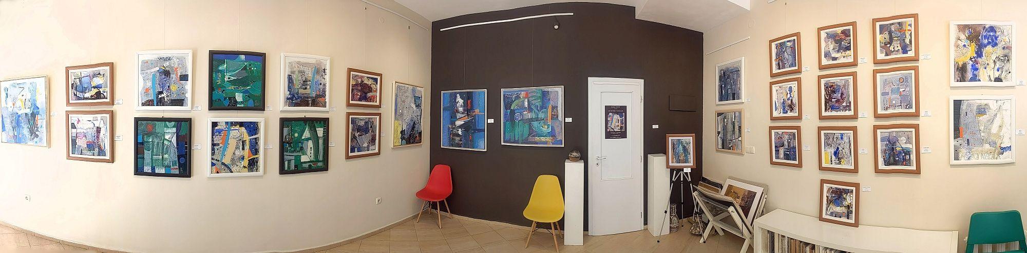 Valentin Topalov- izlozhba panorama