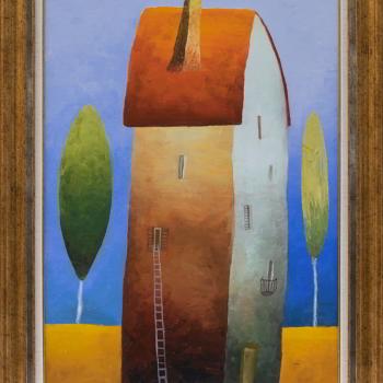 Bogomil Arsov-Dnevni kashti-70x50cm