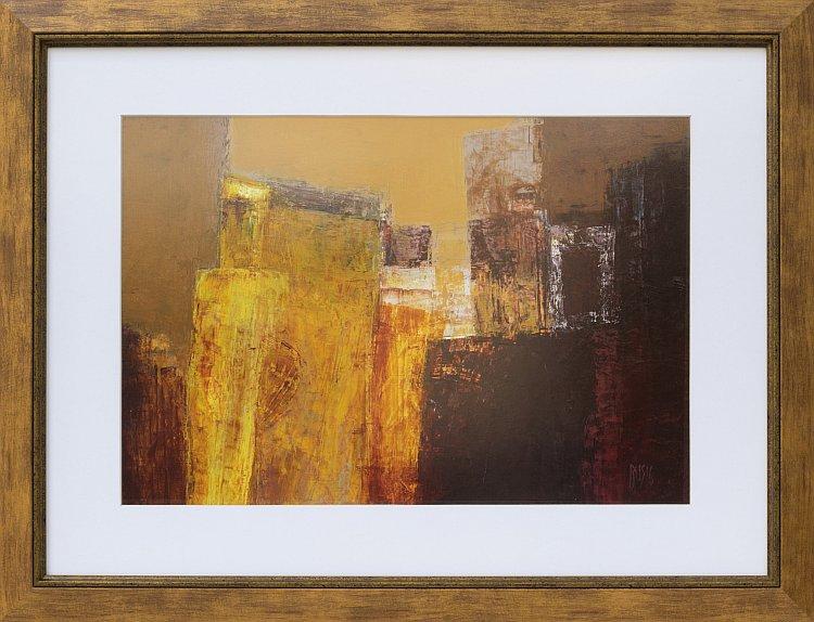 Ruslan Kotev- Derelict-houses-35x50