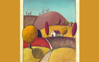 Vladimir Shunev-Zlatna-Esen-izlozhba-galeria-Paris-2021